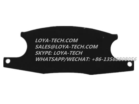 2415U136S5   YY2618-4080 - CARLISLE BRAKE PAD KIT - LOYA TECH