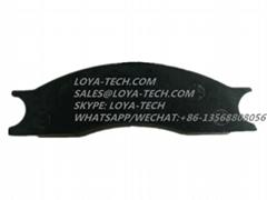 15/300114 - JCB BRAKE PAD KIT - LOYA TECH