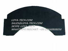 912621  915198 - UNIT RIG BRAKE PAD KIT - LOYA TECH