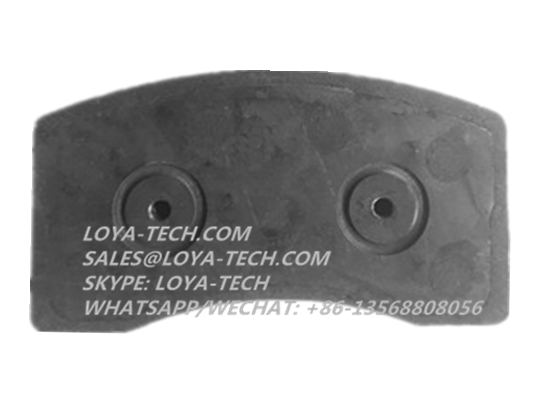 7521-3577058 - BELAZ BRAKE PAD KIT - LOYA TECH