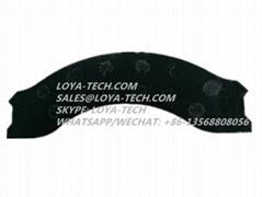 11709020 11707778 - VOLVO VCE A25D A35D BRAKE PAD KIT - LOYA TECH