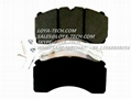 11713355 15183699 226224 - BRAKE PAD KIT - SUIT VOLVO A30D A35D A40D - LOYA TECH