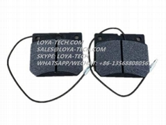 9832306 89832306 - CASE BRAKE PAD KIT - LOYA TECH