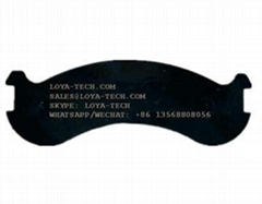 11992515 15266892 - VCE BRAKE PAD VOLVO - LOYA TECH