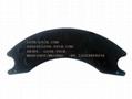 41B-33-11510  41B3311510 - KOMATSU BRAKE PAD - LOYA  TECH