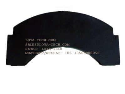 VE3909  VS7636 - KOMATSU BRAKE PAD KIT - LOYA TECH