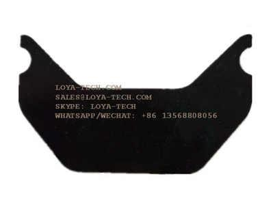 A3222F2450  1495631 AG681130 - CARLISLE BRAKE PAD KIT - LOYA TECH