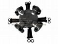 6H2579 9P4809 - CATERPILLAR SPIDER / U JOINT - LOYA TECH