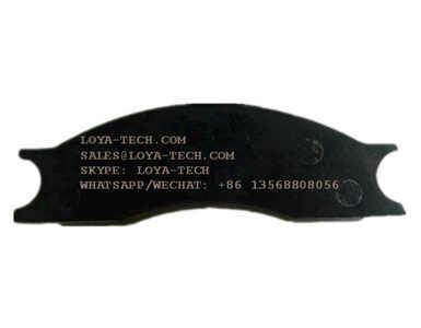 D77519 - CASE BRAKE PAD KIT - LOYA TECH
