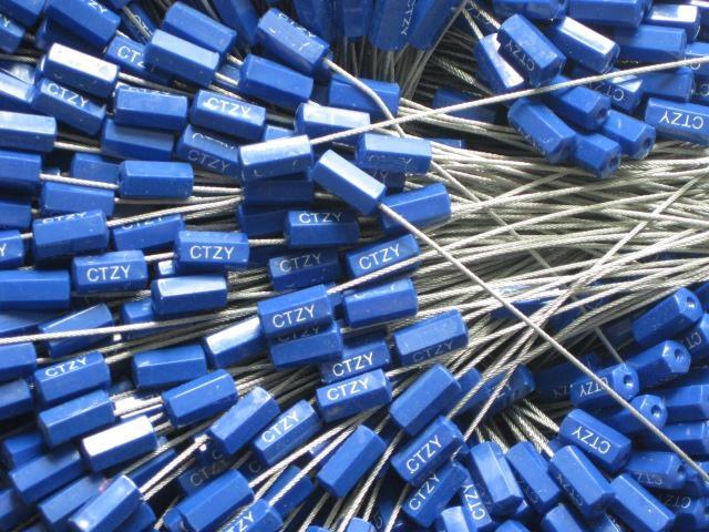 钢丝封(抽紧式)防盗集装箱封锁,集装箱锁 5
