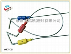 Steel Wire Lead Cable Security Container Seals