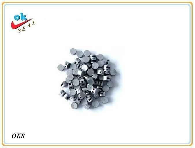 普通鉛封配合鉛封線,鉛封鉗使用 1