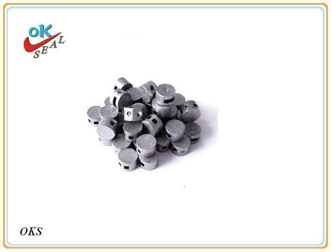 普通鉛封配合鉛封線,鉛封鉗使用 4