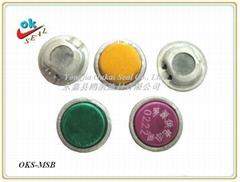 Aluminium Covered Security Seal