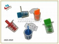 Plastic Security Wire Seals