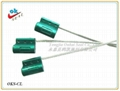 Steel Wire Lead Cable Container Seal