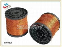 Copper Lead Seal Wire