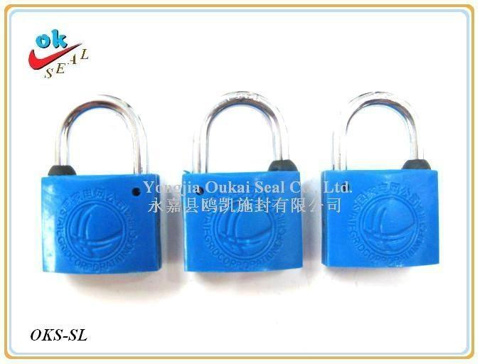 电表箱塑钢锁 3