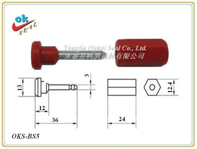 High Security Container Bolt Seal Lock 2
