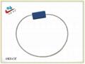 長方形E型鋼絲封(抽緊式)防盜