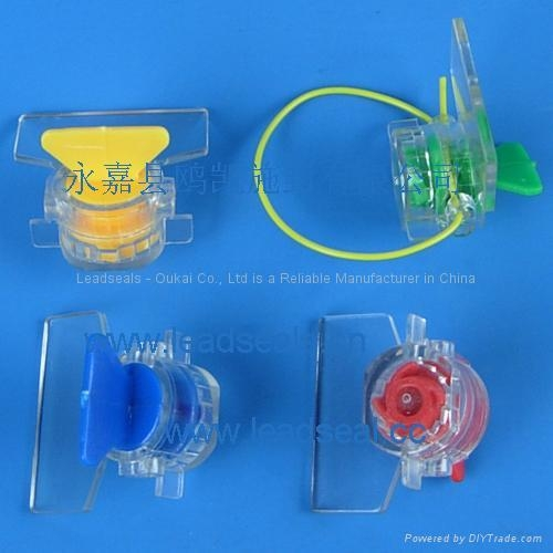 Plastic Security Wire Seal