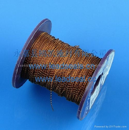 Sealing Wire- Brass