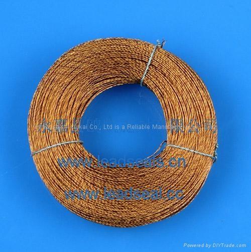 铅封线-铜