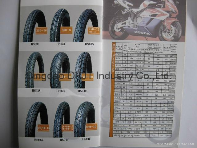 motorcycle tire and tube 3
