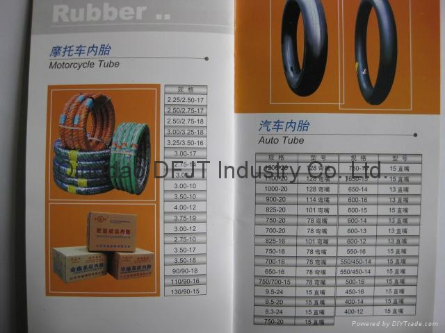 motorcycle tire and tube 4