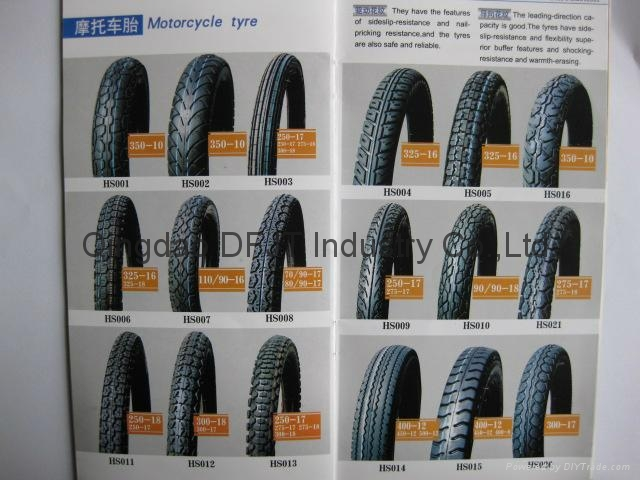 motorcycle tire and tube 5