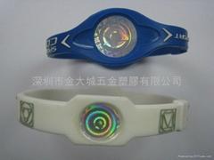 矽胶负离子能量手环