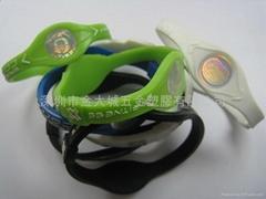 矽膠負離子能量手環