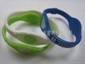 矽胶负离子能量手腕带