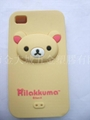 矽胶iphone10手机保护套 1
