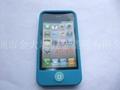 矽胶iphone10手机保护套 3