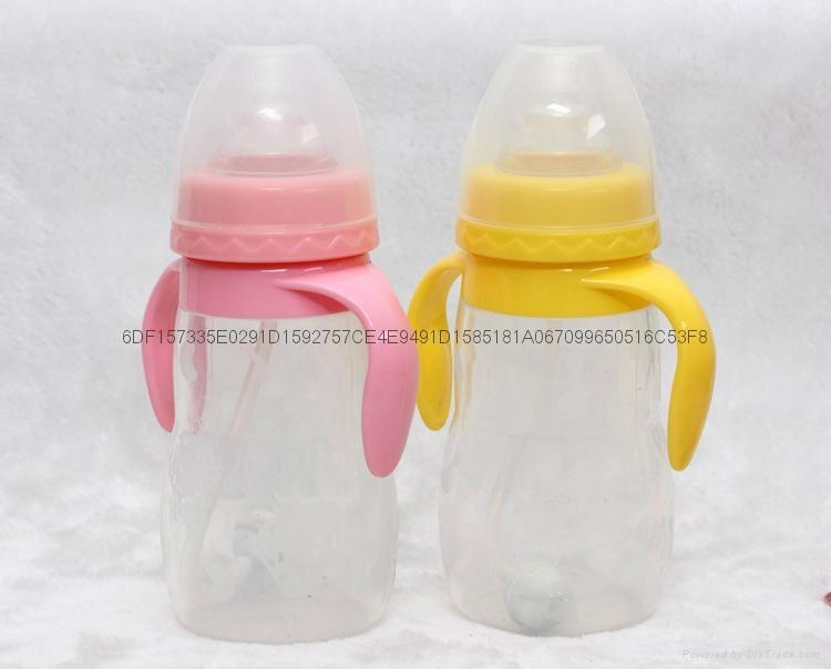 液态硅胶奶瓶 1