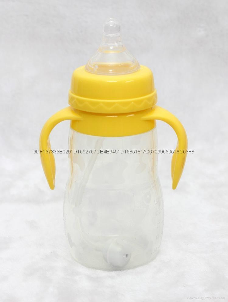 液态硅胶奶瓶 2