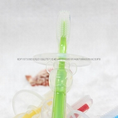 液態硅膠嬰兒牙刷 (熱門產品 - 1*)