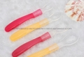 矽胶婴儿勺子 2