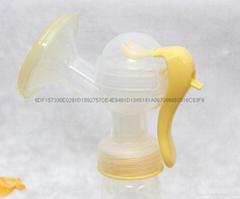 硅胶吸奶器