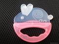 silicon Baby gum Molar stick