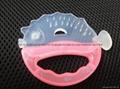 全硅胶宝宝牙胶 3