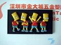 深圳香港台灣PVC微量射出標生產廠家 1