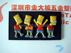 深圳香港台灣PVC微量射出標生產 (熱門產品 - 1*)