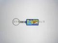 PVC软胶钥匙圈