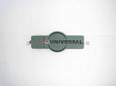 軟膠隨身碟(U盤)外殼