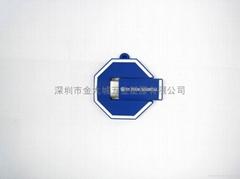軟膠記憶棒(U盤)外殼