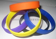 矽胶手腕带,手环,手镯,手圈