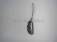 Mobile accessory/ Mobile Cleaner Strap