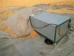 怕發霉用農產品抽濕烘乾機